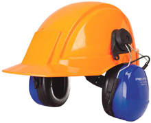 hard hat listen only